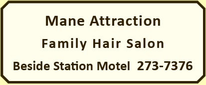 Mane Attraction Family Hair Salon  613-273-7376