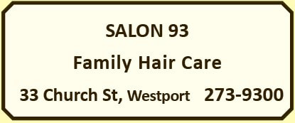 Salon 93 Family Hair Care & Esthetics   613-273-9300